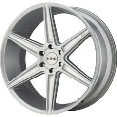 KMC Wheels KM712 Prism Truck Brush Silver
