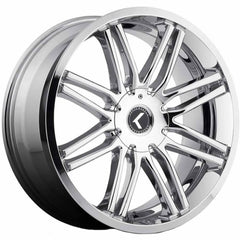 Kraze Wheels KR141 Cray Chrome