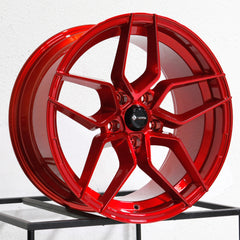 Vors Wheels LP1 Candy Red