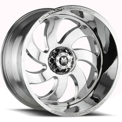 Off-Road Monster Wheels M07 Chrome