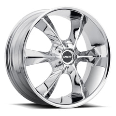 MKW Wheels M119 Chrome