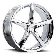 MKW Wheels M120 Chrome