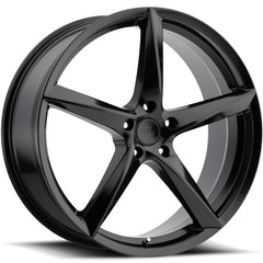 MKW Wheels M120 Full Satin Black