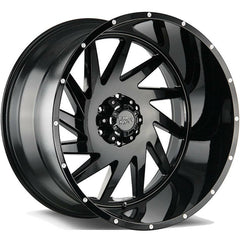 Off-Road Monster Wheels M12 Black