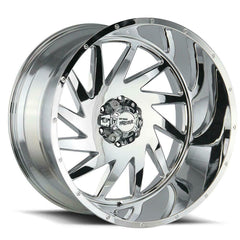 Off-Road Monster Wheels M12 Chrome