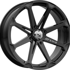 MSA Off-Road Wheels M12 Diesel Gloss Black
