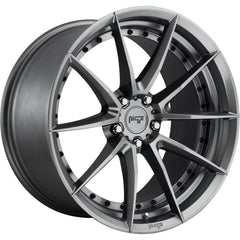 Niche Wheels M197 Sector Gun Metal