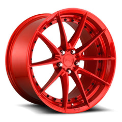 Niche Wheels M213 Sector Candy Red
