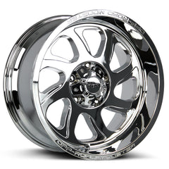 Off-Road Monster Wheels M22 Chrome