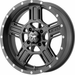 MSA Off-Road Wheels M32 Axe Gray