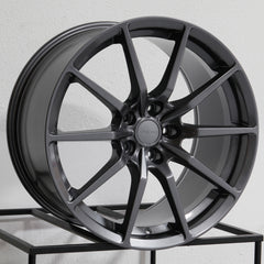 MRR Wheels M350 Flow Forge fit Mustang Gun Metal