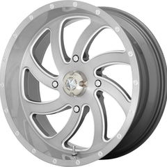 MSA Off-Road Wheels M36 Switch Brushed Titanium