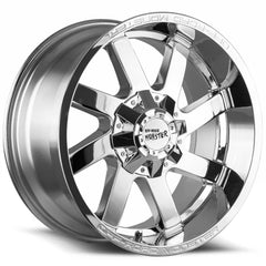 Off-Road Monster Wheels M80 Chrome