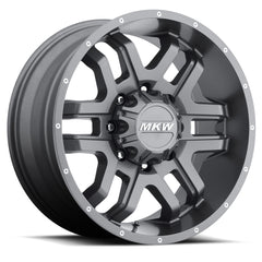 MKW Wheels M93 Anthracite Grey
