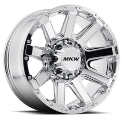 MKW Wheels M94 Chrome