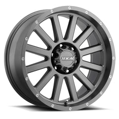 MKW Wheels M96 Satin Grey