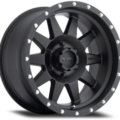 Method Wheels MR301 The Standard Matte Black