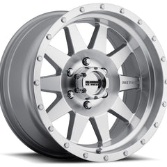 Method Wheels MR301 The Standard Silver Machined