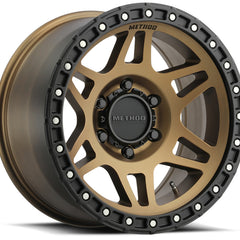 Method Wheels MR312 Bronze Black Ring