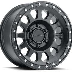 Method Wheels MR315 Matte Black