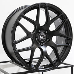 MRR Wheels GF9 Matte Black