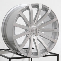 MRR Wheels HR9 Silver