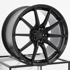 MRR Wheels M350 Flow Forge fit Mustang Black