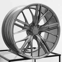 MRR Wheels M650 fit Camaro Gun Metal