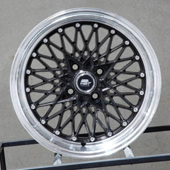 MST Wheels MT16 Black