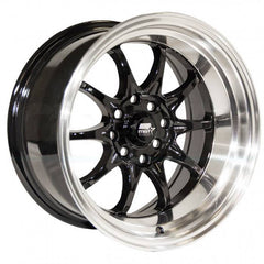 MST Wheels MT11 Gloss Black