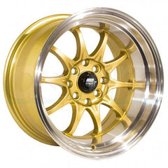 MST Wheels MT11 Gold