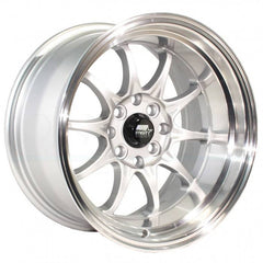 MST Wheels MT11 Silver