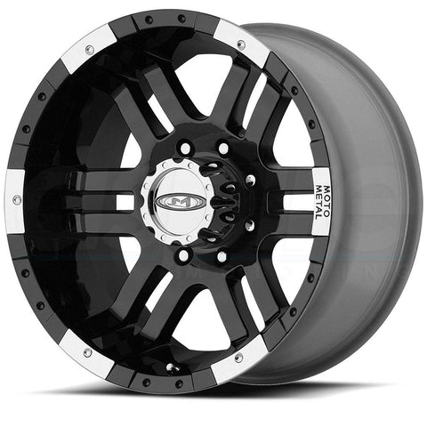 Moto Metal Wheels MO951 Gloss Black Machine