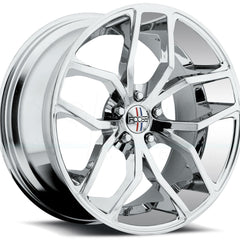 Foose Wheels F148 Outcast Chrome