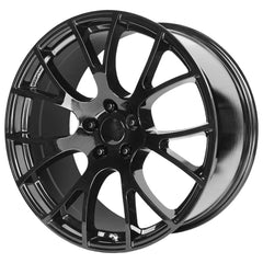 Strada Replica Wheels R161 Hellcat Black