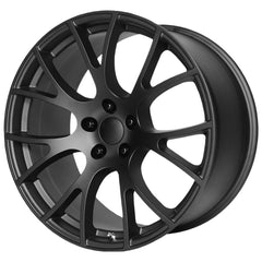 Strada Replica Wheels R161 Hellcat Stealth Black