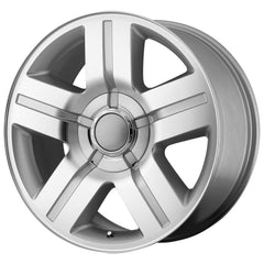 Strada Replica Wheels R147 Texas Edition Silver Machine