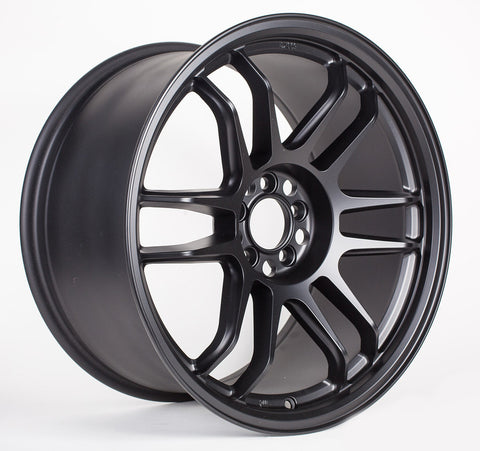 Rota Wheels Roku Flat Black
