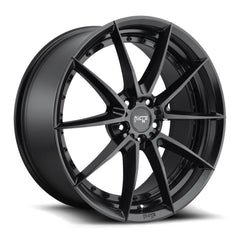 Niche Wheels Sector M196 Matte Black