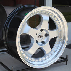 ESR Wheels SR06 Hyper Silver