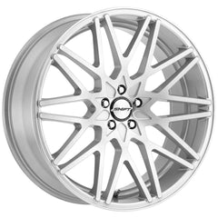 Shift Wheels H32 Formula Silver Brushed