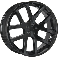 Strada Replica Wheels R107 SRT10 Black