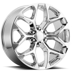 Strada Replica Wheels R176 Snowflake Chrome