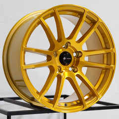 Vors Wheels TR10 Candy Gold