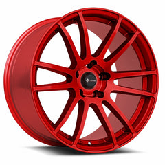 Vors Wheels TR10 Candy Red