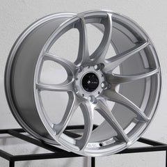 Vors Wheels TR4 Silver Machined