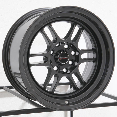 Vors Wheels TR6 Gun Metal