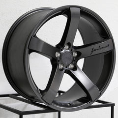 MRR Wheels VP5 Gun Metal