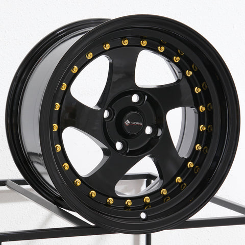 Vors Wheels VR2 Black