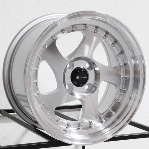 Vors Wheels VR2 Silver